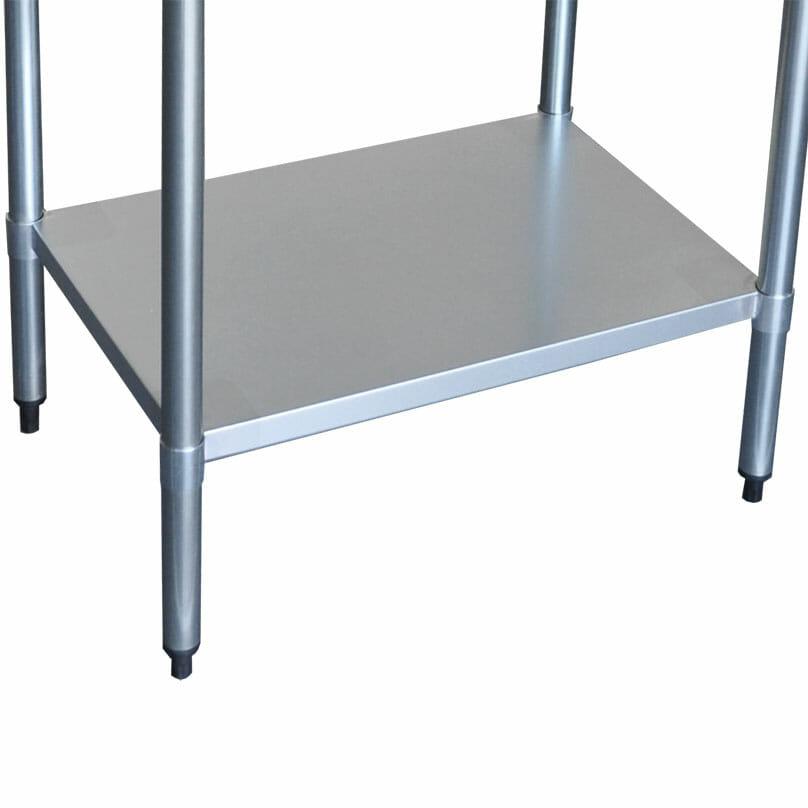 Stainless Undershelf for 3636 Bench
