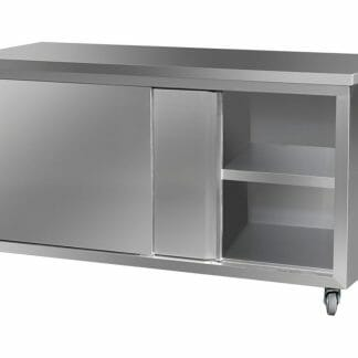 Stainless Cabinet, 1600 X 700 x 900mm high,