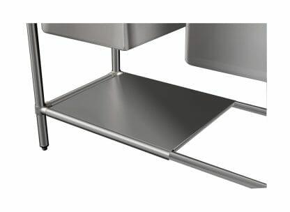 Sinkshelf To Fit 610mm Width Sink.