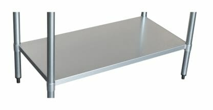 Stainless Undershelf for 600SP Bench-0