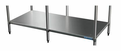 Stainless Undershelf for 3672 Bench-0