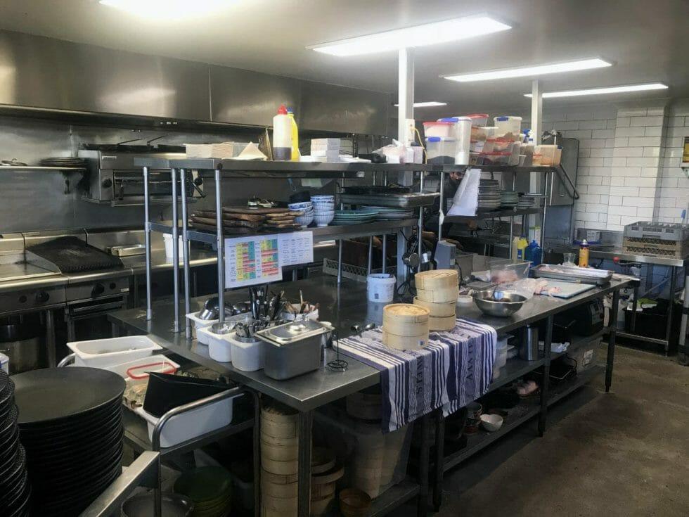 Restaurant Kitchen Layout Ideas