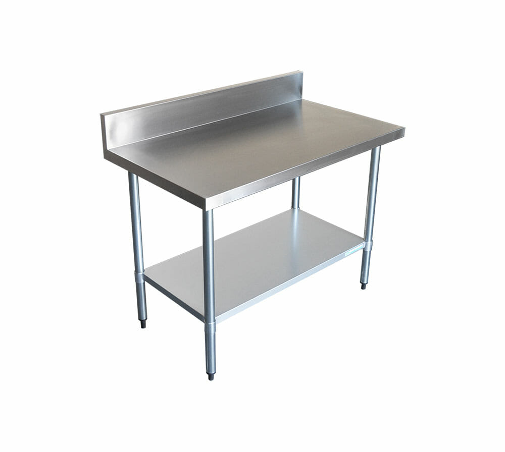 Affordable Stainless Bench