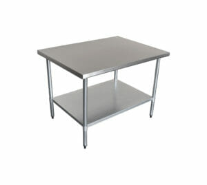 best stainless steel bench
